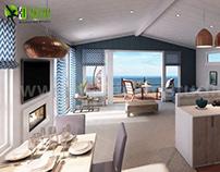 House interior design By Yantram exterior rendering