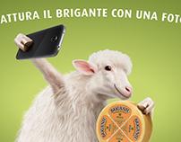 Un Brigante a Milano / F.lli Pinna Formaggi