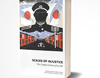 Cover illustration-SCALES OF INJUSTICE