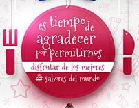 Mailings Navidad AV Villas