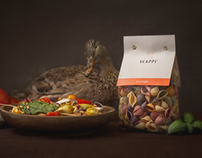 Scappi, Branding/Visual identity