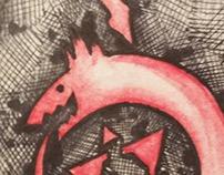 Fullmetal Alchemist Inspired Fan Art 2015