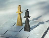 RUKH Chess Set