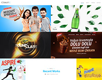 Creative Agency I Website