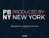 Produced By: Conference, New York 2016/17