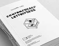 Contemporary Letterpress (Research) - MA Thesis