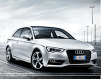 Audi A3 | TVC | Print | Outdoor