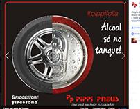 Campanha Digital de Carnaval- Pippi Pneus