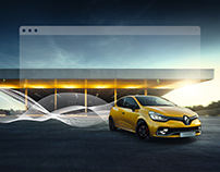 Renault Clio R.S Melody
