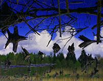 ,,Roots-Birds''