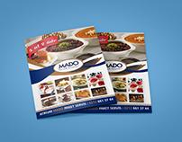 A5 Flyer Design - Mado