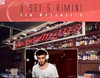 3 sei 5 Rimini - Mauro Pazzagli DJ