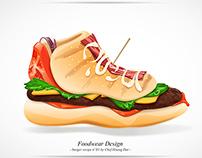 FOODWEAR Design // miam miam