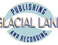 Glacial Lake Publishing and Recording logo
