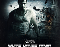 WHITE HOUSE DOWN POSTER FILM