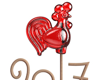 2017 • Year of the Rooster