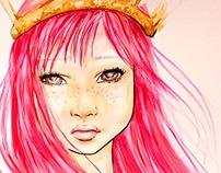 Mikey Espinosa - Child of Light, Princess Aurora