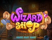 Wizard shop slot