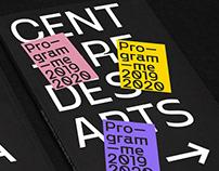 Enghien-les-Bains Art Centre — 2019/2020