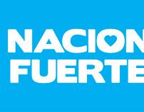 Diseño de Logo Nación Fuerte