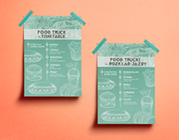 Food Truck Event / Posters / 2017