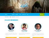 Life focus website continued