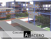 ARQU2340-1/LAB. DESARROLLO TÉCNICO/ CONCURSO ALACERO