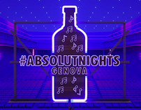 #AbsolutNights_Genova_2018