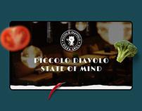 Piccolo Diavolo • Pizza Grill ® | WEB DESIGN