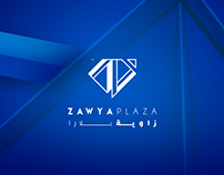 ZAWYA Plaza | KSA - Proposed Logo