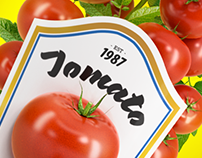 Tomato (100% natural)