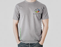 T - Shirts - Mockup (Art work) Graphic Design