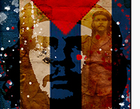 Che Guevara poster design