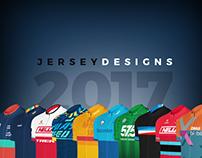 Jersey designs 2017