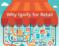 Retail white paper cover page