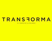 Participación en el concurso TRANSFORMA, de Plagio.cl
