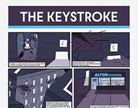 The Keystroke