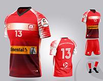 Sporting Club Moknine (SCM) - Kit 2020