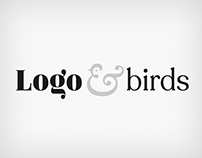 Logo&birds. A compilation about bird logo designs.