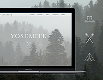 Visit Yosemite, Website