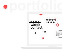 Personal portfolio