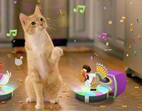 "Friskies "" Party Mix"""