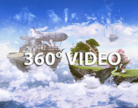 Fly With Me - 360° Video