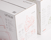UNICO POLTI _ Packaging 'n logotype