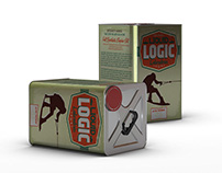 Package Design: Liquid Logic Laboratories
