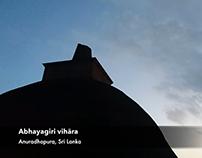 Abhayagiri-vihāra Timelapse