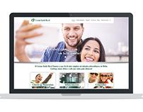 Centro Saúde Bucal Web Site