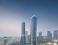 Hangzhou, Raffle's city