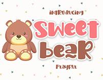 Free Sweet Bear Playful Font