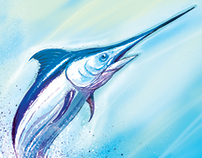 Black Marlin: Mako Boats